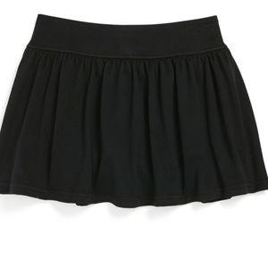 Z by Zella Girls Black Twirl Skirt